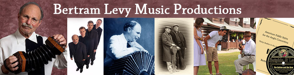 Bertram Levy Music Productions